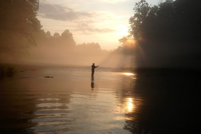 South Holston River Lodge, Tennessee